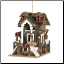 Charmingly Detailed Fishing Pier Birdhouse (SKU: 10015476)