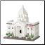 White House Birdhouse (SKU: 10015498)