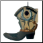 Western Boot Birdhouse (SKU: 13906)