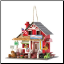 Quaint Country Store Birdhouse (SKU: 14258)