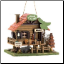Welcome To The Cabin Birdhouse (SKU: 15281)