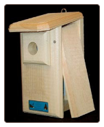 Western Mountain Bluebird House