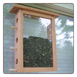 See-Through Window Feeder